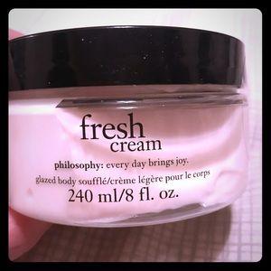 Philosophy Fresh Cream Body Soufflé
